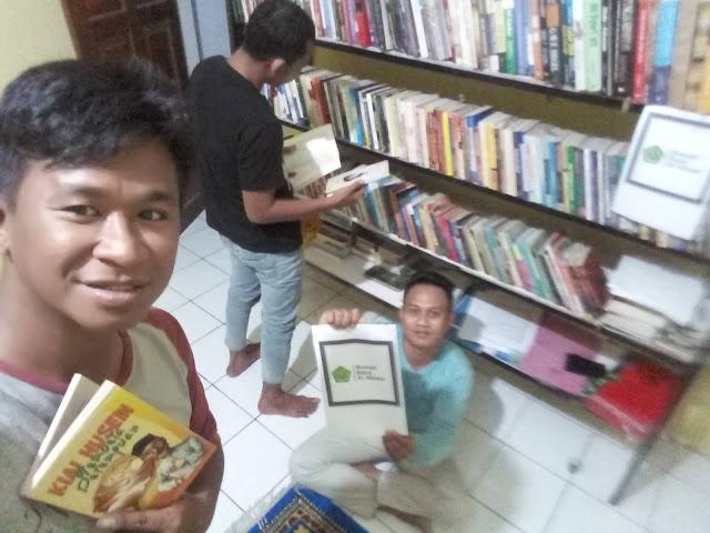 Dari Kota Ke Desa; Bawa Buku, Baca Buku dan Ceritakan Ulang Tentang Buku