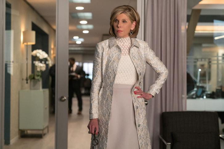 The Good Fight - Episode 1.06 - Social Media and Its Discontents - Promo, Promotional Photos & Synopsis