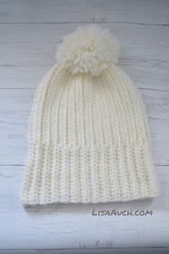 knit look crochet hat pattern free big chunky croche that pattern