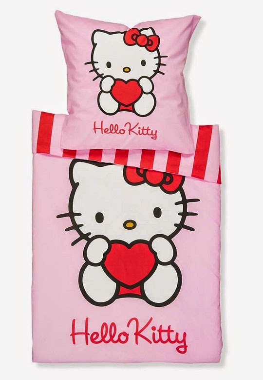 HABITACIONES DE HELLO KITTY