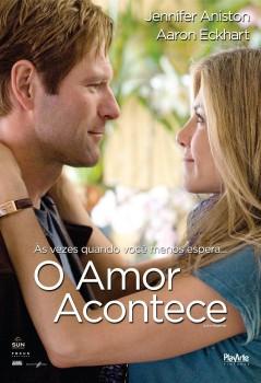 Capa do Filme O Amor Acontece