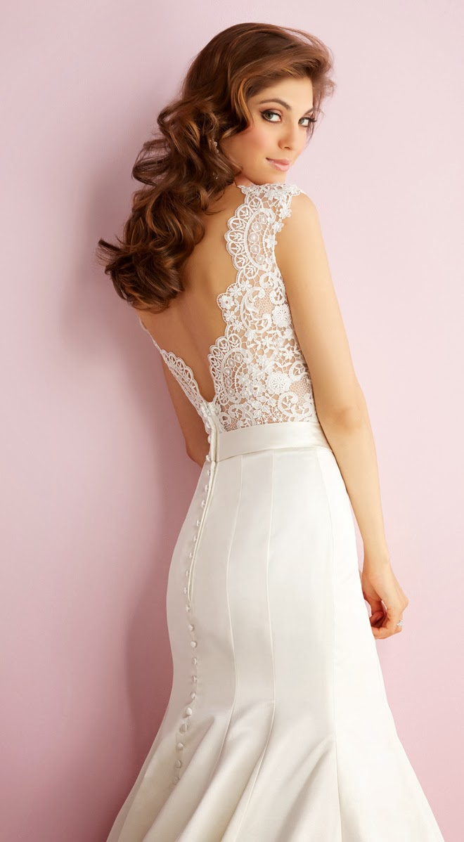 Allure Romance Spring 2014 Bridal Collection - Belle The Magazine