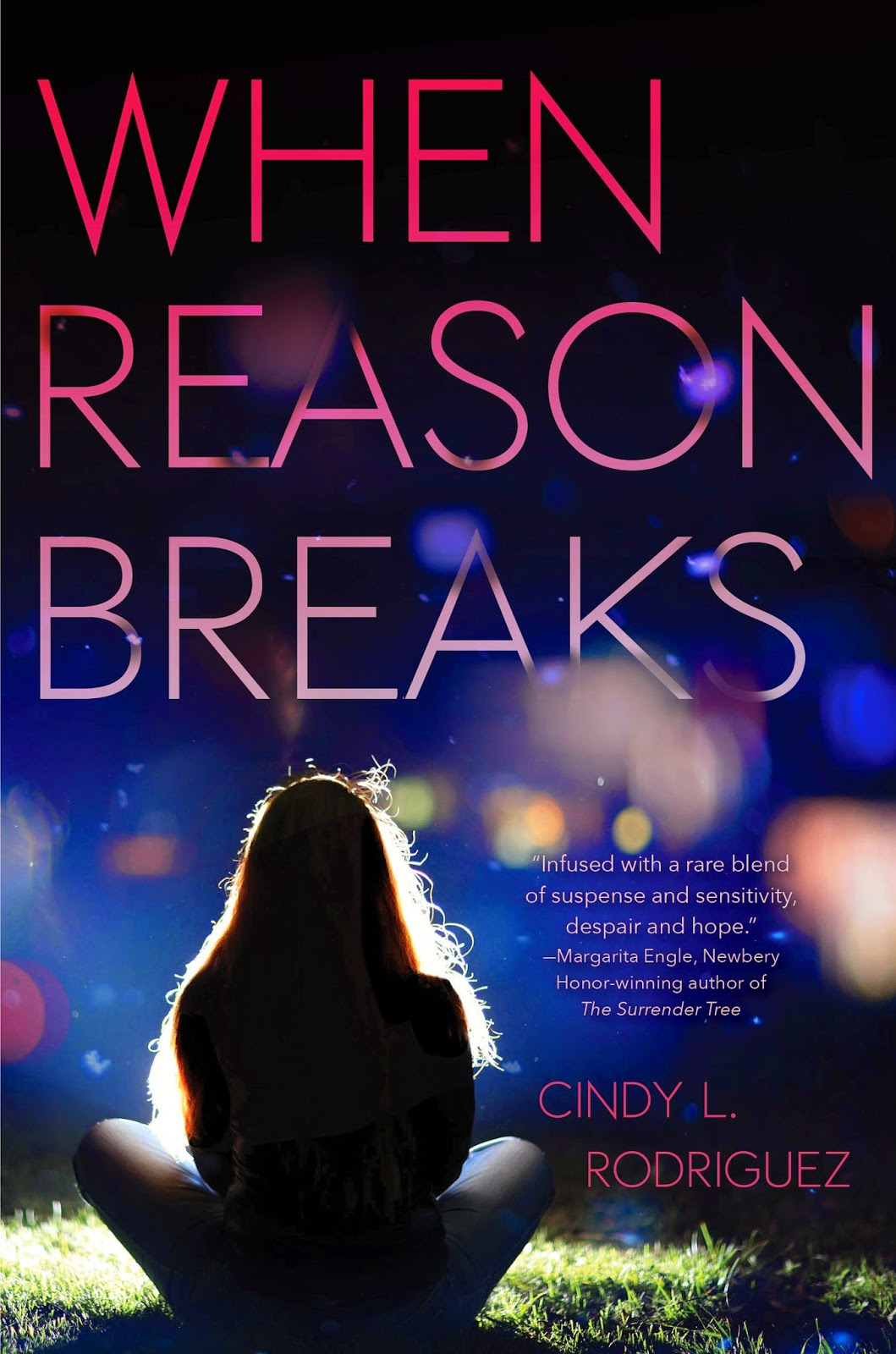 When Reason Breaks, Cindy L. Rodriguez book cover