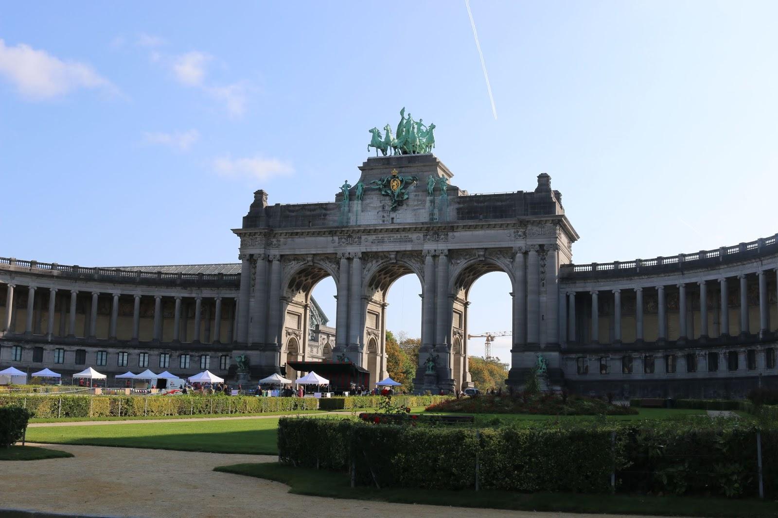 Arcade du Cinquantenaire, Brussels