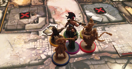 More Zombicide Black Plague Fun