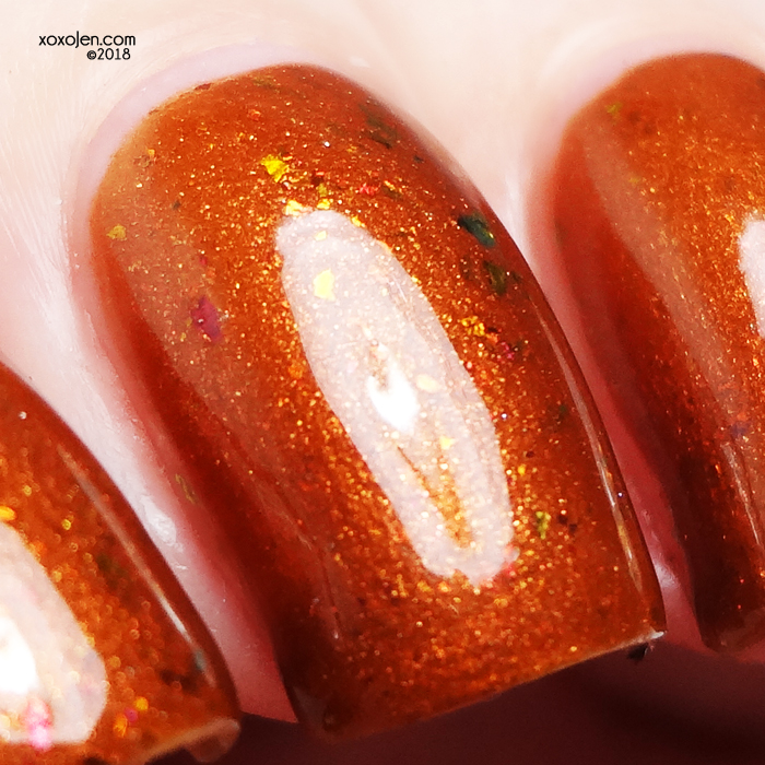 xoxoJen's swatch of Turtle Tootsie Polishes-Long Live The King