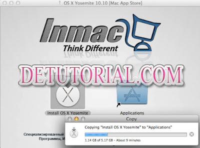 Cara Membuat Bootable Mac di FD