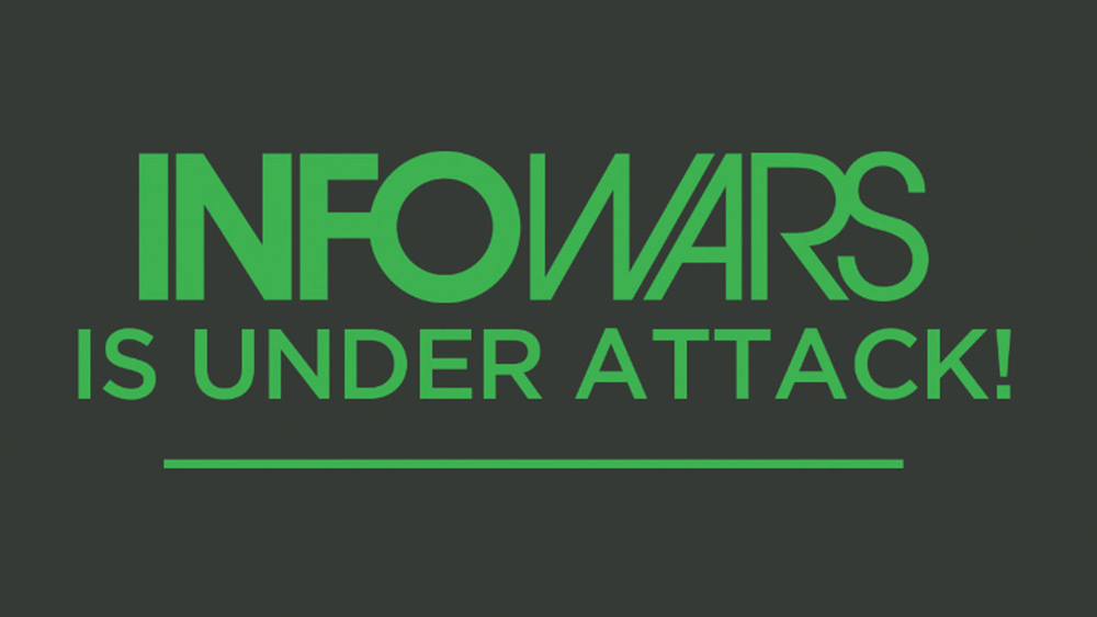 A Light In The Darkness: InfoWars DOWN! Alex Jones issues ...
