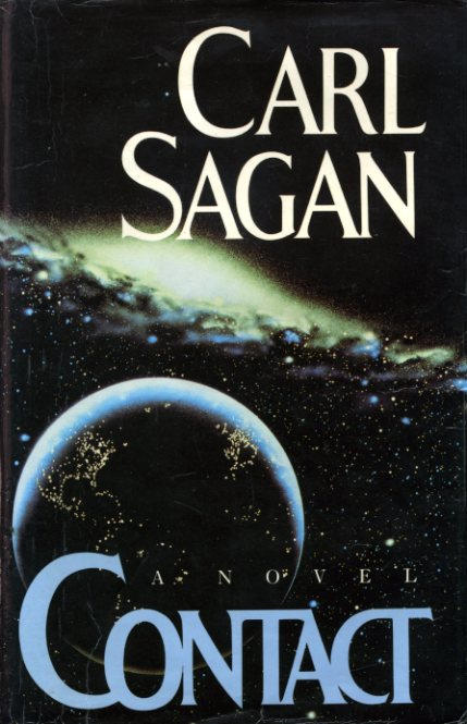 Free To Download: Contact By Carl Sagan