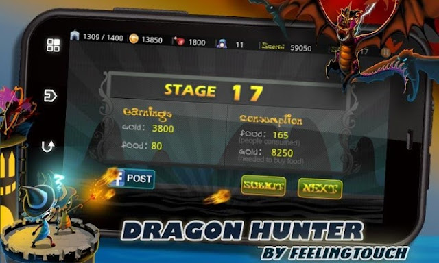 Dragon Hunter Mod Apk Android