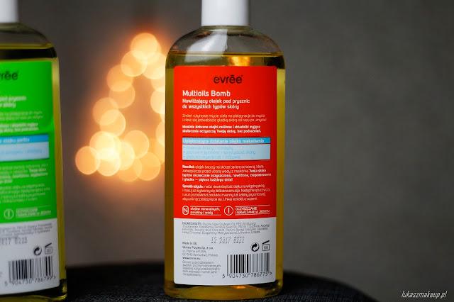nawilżający olejek do ciała