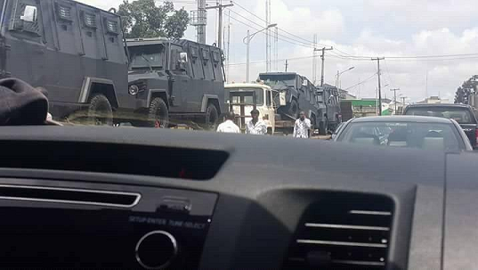 governor wike buys armoured personnel carriers