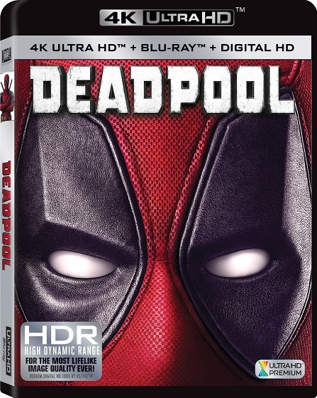 Deadpool 4K (2016) 2160p 4K UltraHD HDR BluRay REMUX 41GB mkv Dual Audio Dolby TrueHD ATMOS 7.1 ch