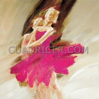 http://www.cuadricer.com/cuadros-pintados-a-mano-por-temas/cuadros-figuras/cuadros-bailarinas-ballet-tutu-rosa-fucsia-2189-fondo-beige-movimiento-delicadeza-dulcura.html