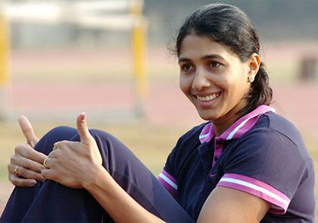 Anju may hold Indias first-ever Olympic medal in