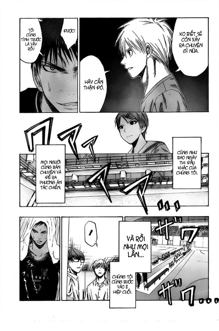 Kuroko No Basket chap 047 trang 18