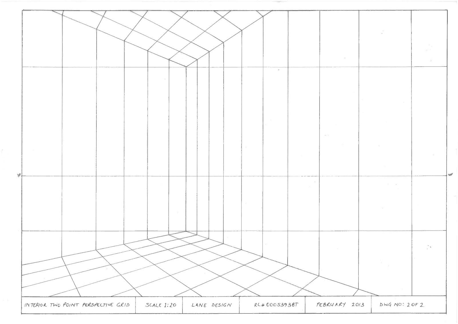 Interiors: DPID022B_Intermediate Drafting_Assessment 01 & 02