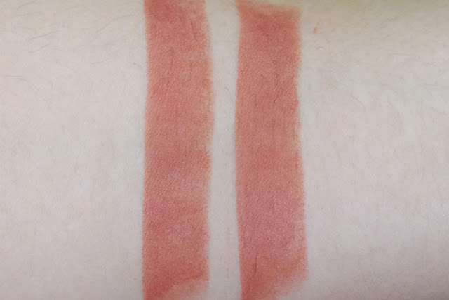 Maybelline Color Sensational Creamy Matte Lipstick in 656 Clay Crush swatch