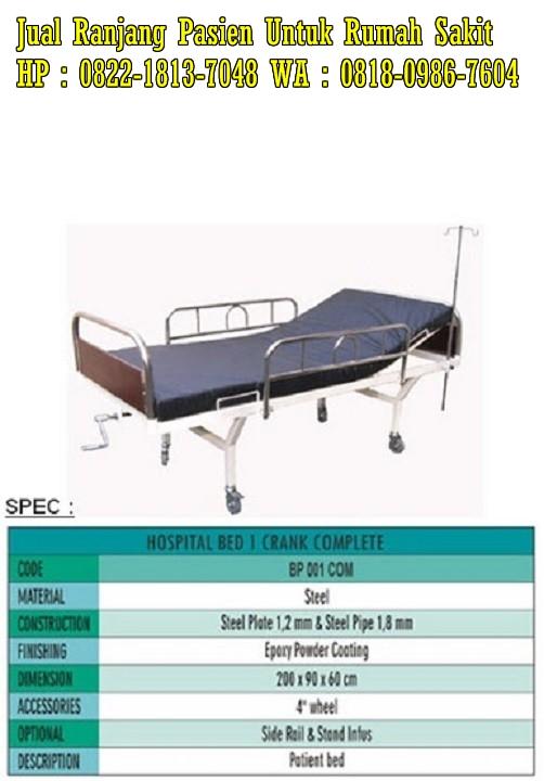Bed pasien di surabaya