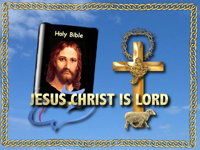 Jesus Christ is Lord - Jesus Christ Backgrounds