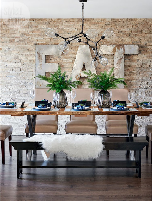 Vm designblogg - Decoraciones de mesas de comedor ...