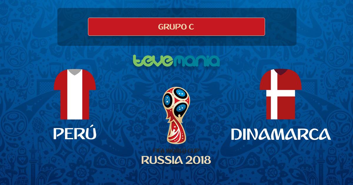 Perú perdió 1 a 0 frente a Dinamarca y complica su clasificación