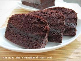 Resep Brownies Kukus JTT
