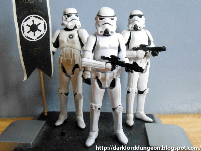 Dark Lord Dungeon Star Wars Jes Gistang The Female Stormtrooper