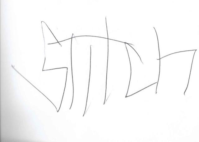 Stitch Disney Parks Autograph