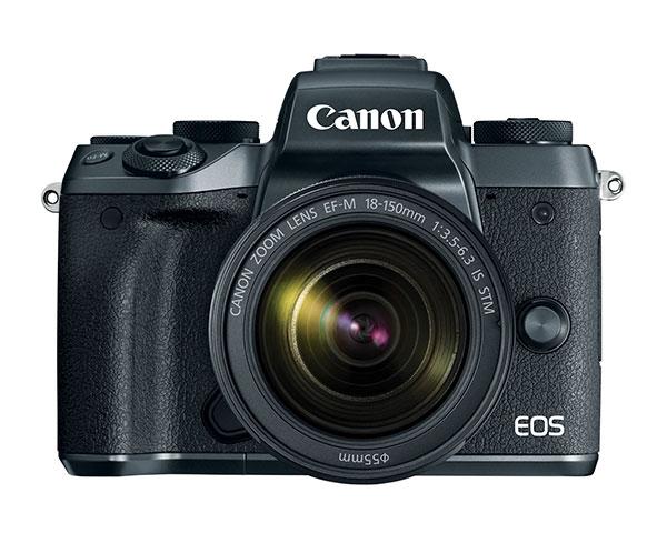 Fotografia della Canon EOS M5