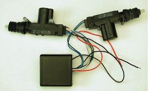 Car Center Lock Diagram Wiring Diagram