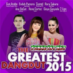 The Greatest Dangdut 2015 Album cover