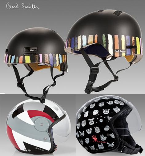 paul smith motorcycle helmet
