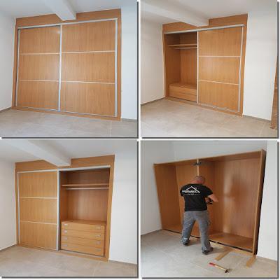 armarios a medida,instaladores de armarios, montadores de armarios,alicante,elche,santa pola.