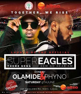 DOWNLOAD MP3: Olamide X Phyno - Dem Go Hear Am(Road to Russia 2018).