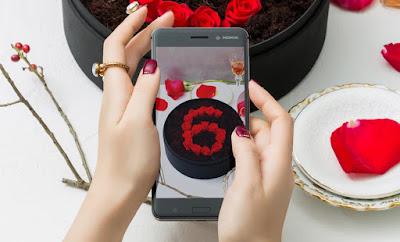 nokia 6, smartphone android dari nokia