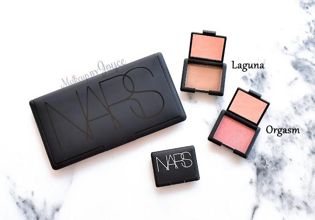 Nordstrom Anniversary Sale 2016 NARS Best Cheek Palette Orgasm Blush Laguna Bronzer Deluxe Sample Size