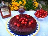 Cake de Chocolate y Nueces Disaronno
