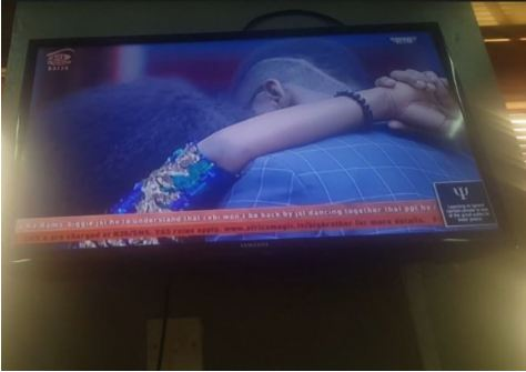 BBNaija: Tobi Apologises To Cee-C After Their Passionate Kiss!! (Video)
