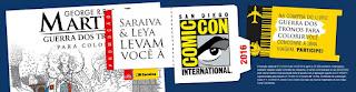 Promoção Guerra dos Tronos - Concorra uma viagem para o maior evento nerd do mundo!