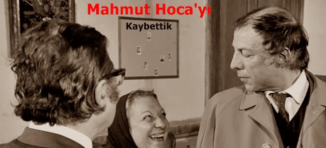 Mahmut Hoca Türk Milleti İçin Çok Değerlidir.