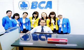 Lowongan Kerja Bank BCA Tersedia 3 Posisi
