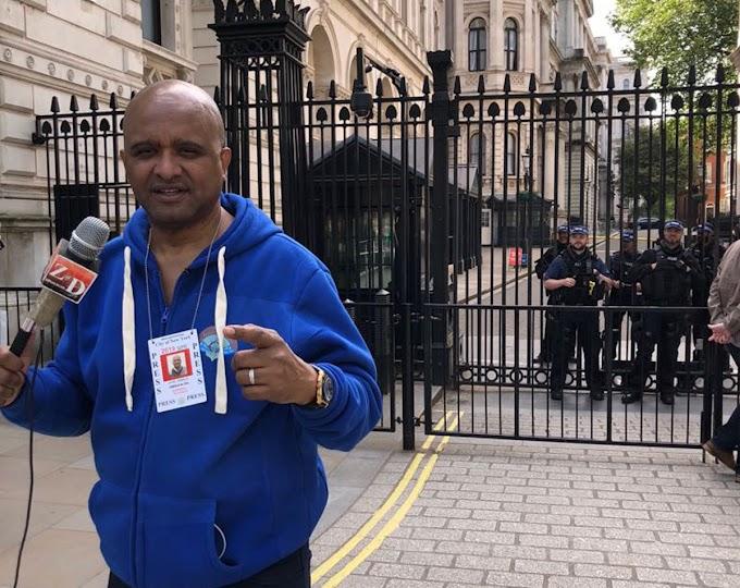 El reconocido bloguero José Zabala invitado especial para cubrir boda real en Londres