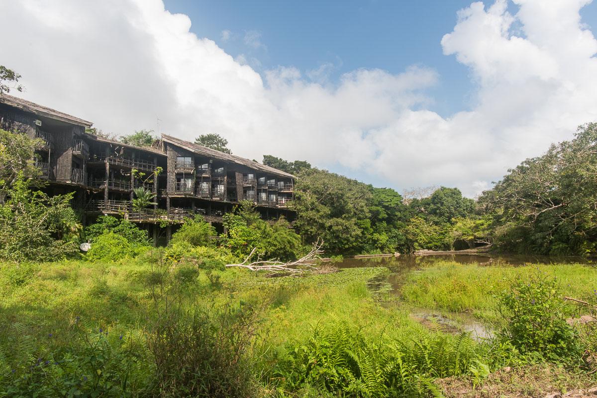 Shimba Hills, Lodge, Kenia