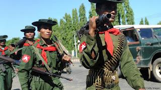 China Usul Gencatan Senjata agar Rohingya Kembali ke Rakhine