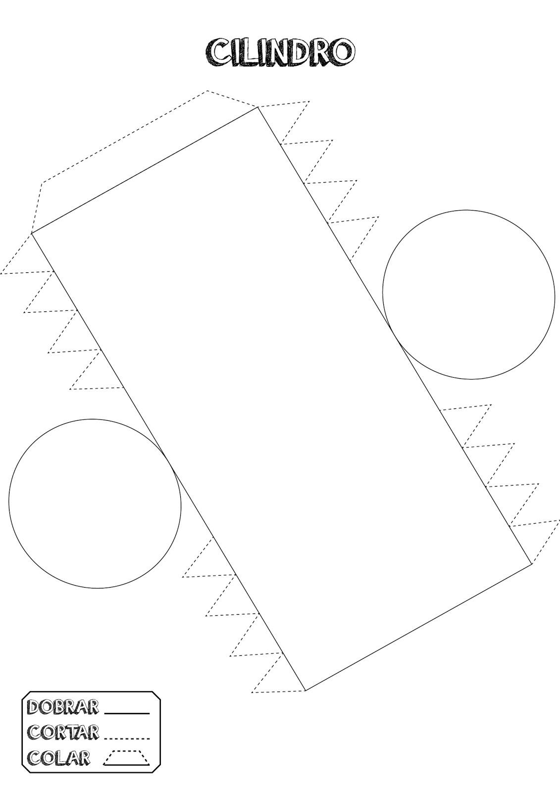 Papercraft - Moldes de papel (Sólidos Geométricos) - MECK ...