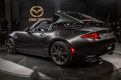 Mazda MX-5 2018 Review, Specs, Price