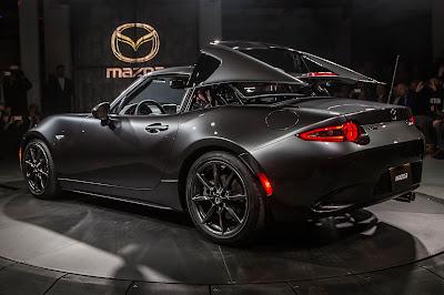 Mazda MX-5 2018 Review, Specs, Price