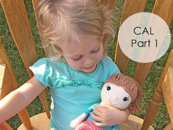 Amy the Amigurumi Doll - CAL Part 1