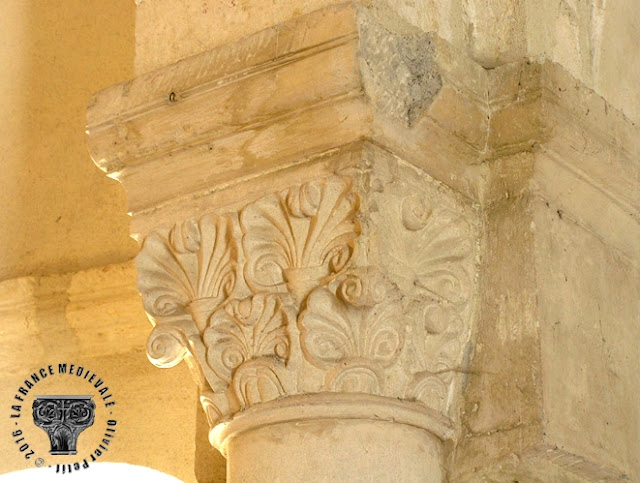 ROLLAINVILLE (88) - Eglise romane Saint-Rémy